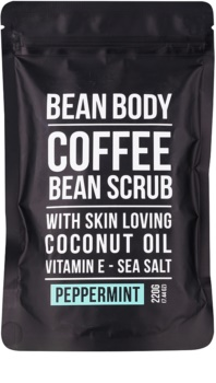 Bean Body Peppermint gommage corps lissant