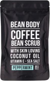 Bean Body Peppermint vyhlazující tělový peeling