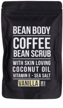Bean Body Vanilla изглаждащ пилинг за тяло