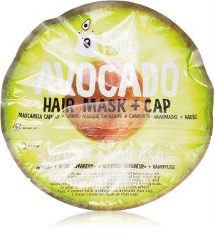 Bear Fruits Avocado глубоко питательная маска для волос
