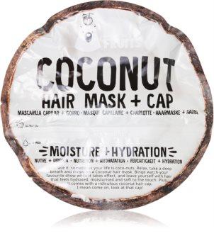 Bear Fruits Coconut увлажняющая маска для волос
