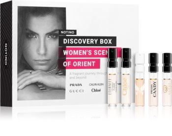 Beauty Discovery Box Notino Women's Scents of Orient Setti Naisille
