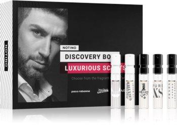 Beauty Discovery Box Notino Luxurious Scents set pentru bărbați