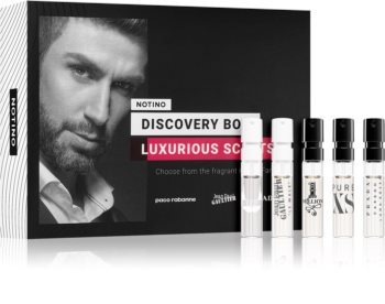 Beauty Discovery Box Notino Luxurious Scents Setti Miehille
