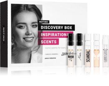 Beauty Discovery Box Notino Inspirational Scents set da donna
