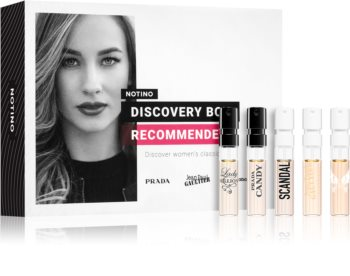 Beauty Discovery Box Notino Recommended set da donna