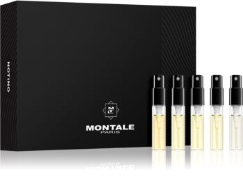 Beauty Discovery Box Notino Best of Montale 1 Sæt  Unisex