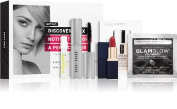 Beauty Discovery Box Notino Tips for a Perfect Look Setti Naisille