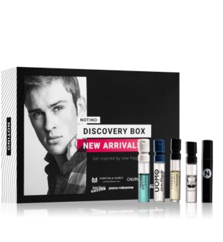 Notino Discovery Box New arrivals men dárková sada pro muže