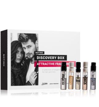 Notino Discovery Box Attractive fragrances coffret unissexo