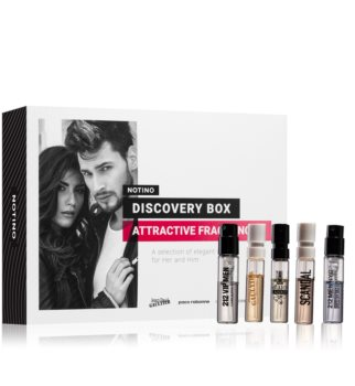 Notino Discovery Box Attractive fragrances darčeková sada unisex