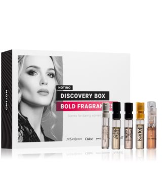 Notino Discovery Box Bold fragrances women Gift Set  voor Vrouwen