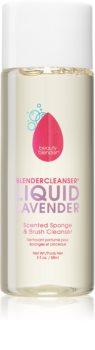 beautyblender® Blendercleanser Liquid Lavender folyékony sminkszivacs tisztító