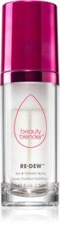beautyblender® RE-DEW rozświetlający spray utrwalający