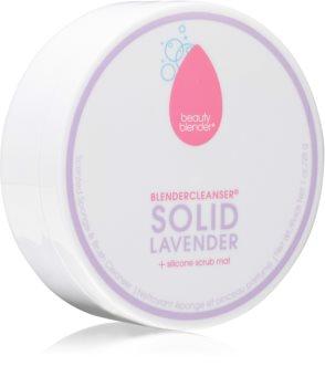 beautyblender® Blendercleanser Solid Lavender szilárd ecset- és sminkszivacs tisztító