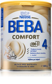BEBA COMFORT HM-O 4 batolecí mléko