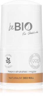 beBIO African Pepper & Almond déodorant stick