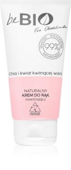 beBIO Chia & Japanese Cherry Blossom hidratantna krema za ruke