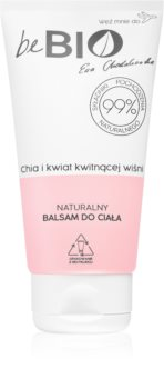 beBIO Chia & Japanese Cherry Blossom lait corporel hydratant
