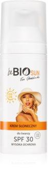 beBIO Sun crema solar facial SPF 30