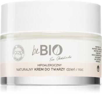 beBIO Hypoallergenic hydratační krém na obličej