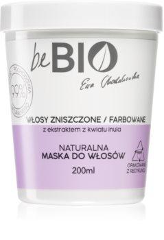 beBIO Damaged & Colored Hair maska pro slabé a poškozené vlasy