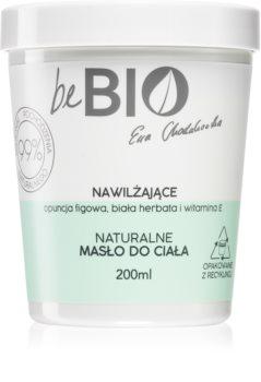 beBIO Fig opuntia oil &  white tea Tiefreinigende Feuchtigkeit spendende Körperbutter