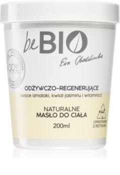 beBIO Amalaki fruit & Jasmine flower manteiga hidratante intensiva para corpo