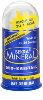 Bekra Mineral Deodorant Stick Crystal desodorante mineral  cristal sólido