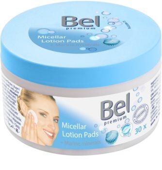 Bel Premium Mizellengesichtstücher zur Make-up-Entfernung mit Mineralien