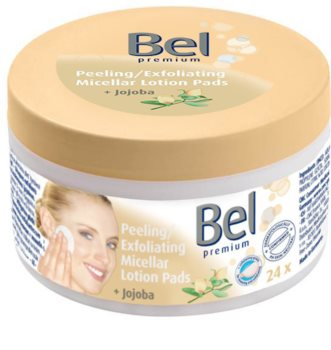 Bel Premium micelarne maramice za uklanjanje šminke s piling učinkom