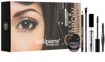 BelláPierre Eye and Brow Complete Kit lote cosmético I.