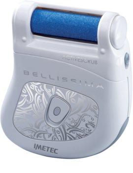 Bellissima Sensitive Beauty 5412 Active Scrub lima elétrica para os pés para pele calejada