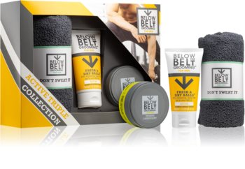 Below the Belt Grooming Active Cosmetic Set I. for Men