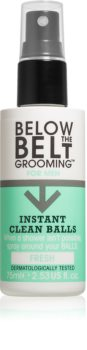 Below the Belt Grooming Fresh spray rinfrescante per le parti intime