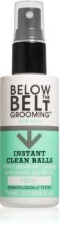 Below the Belt Grooming Fresh δροσιστικό σπρέι για ευαίσθητες περιοχές