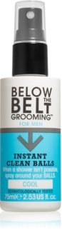 Below the Belt Grooming Cool spray rafraîchissant pour les parties intimes