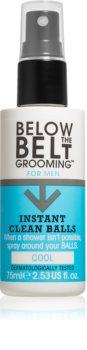 Below the Belt Grooming Cool Uppfriskande spray för intima delar