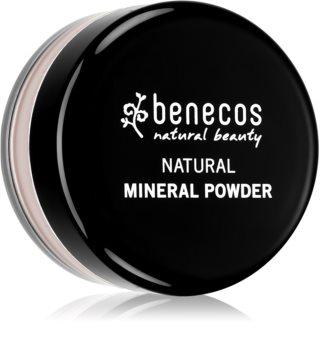 Benecos Natural Beauty pudra cu minerale