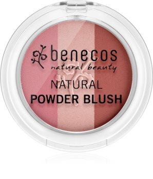 Benecos Natural Beauty τρίο ρουζ