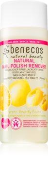 Benecos Natural Beauty Nagellak Remover  Acetonvrij