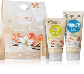 Benecos Natural Care Winter Dream kozmetika szett I. hölgyeknek