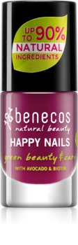 Benecos Happy Nails pflegender Nagellack