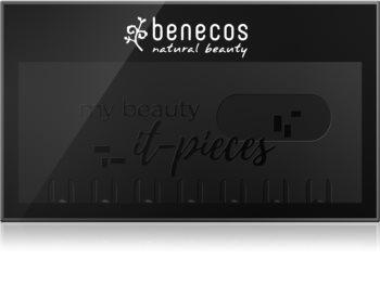 Benecos Natural It-Pieces Tom palett för skuggor och rouge