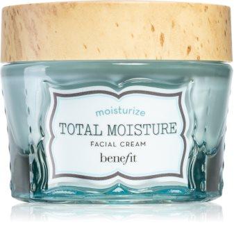 Benefit Total Moisture intenzivna vlažilna krema za osvetlitev kože