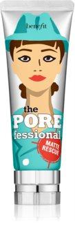 Benefit The POREfessional Matte Rescue Gel невидим матиращ гел против мазна кожа и разширени пори