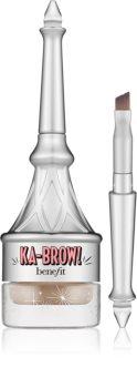 Benefit Ka-BROW! farba na obočie so štetčekom