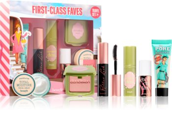 Benefit First-Class Faves Travel-set voor Vrouwen