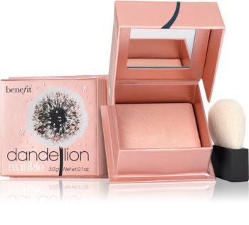 Benefit Dandelion Twinkle озаряваща пудра