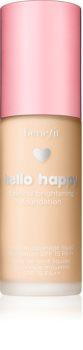 Benefit Hello Happy fond de teint illuminateur pour un effet naturel
